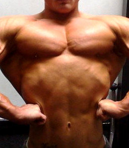 James Hollingshead - British Junior Bodybuilding Champion 2009 aged 20