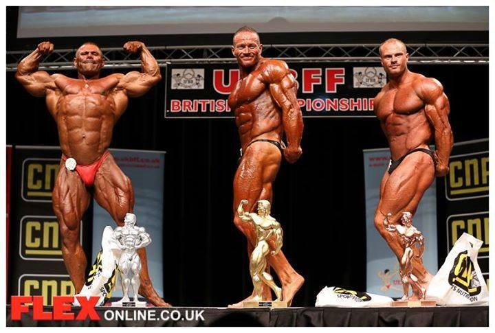 James came 3rd in the Super Heavy Weight compertition of the British Bobybuilding Federation Finals